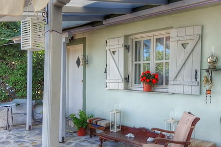 Eva's Paradise - Traditional 2-floor House Pelion - Mouresi