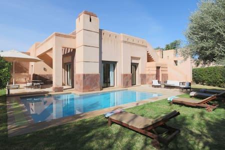 Villa piscine privée sans vis à vis - Marrakesch