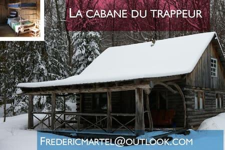 La Cabane du Trappeur - Kisház