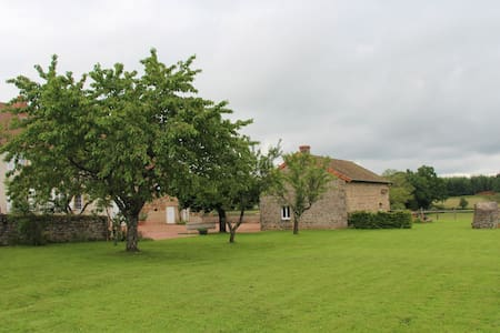 Maison calme dans la campagne Charolais Brionnais - House