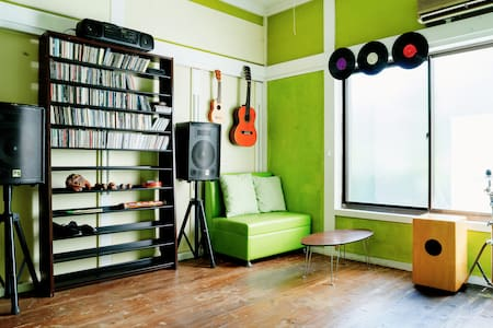 NEW 50%disount now!! Music lover's room - Taketoyo-chō - Maison