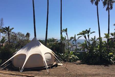 Malibu Lotus Belle Retreat - Tipi