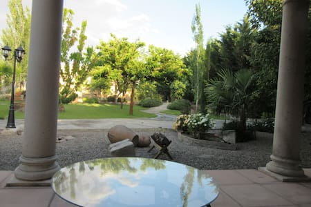 Alegre villa en la Ribera - Cascante - Almhütte