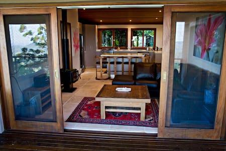 Large 2 bedroom Villa - Mullumbimby Creek - Bed & Breakfast