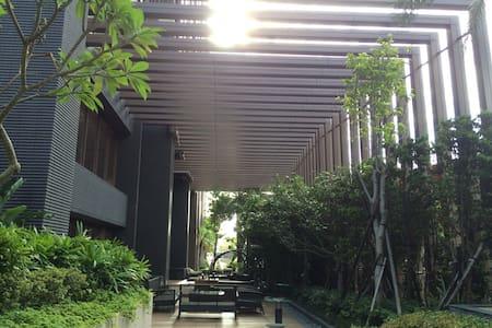 捷運旁五星級景觀小豪宅 - Loft