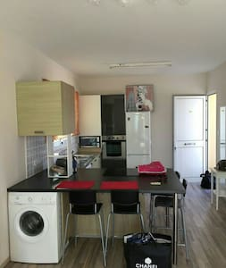 New 1-bdr Flat in Limassol - Apartment