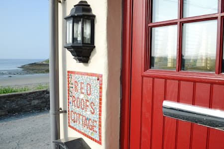 Red Roofs Cottage On The Beach - Ardglass - Rumah