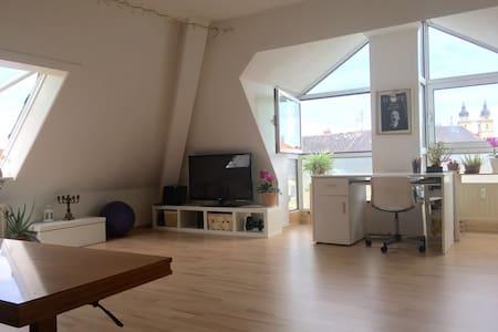 Schönes Zimmer im Herzen von Bayreuth - Bayreuth - Apartment