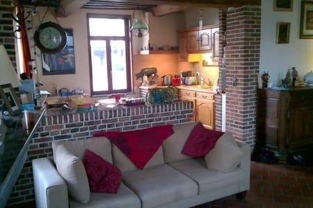 logement à la Ferme du Moulin - TROISVILLES - House