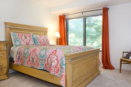 Charming  Suite - Close to Metro - Gaithersburg