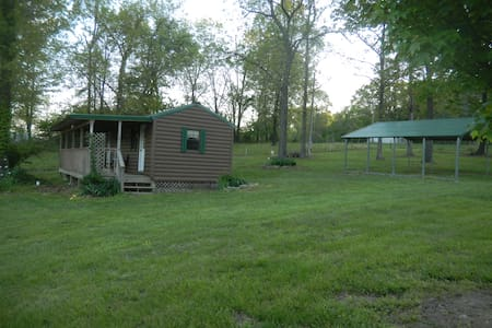 Coon Creek Cabin - A Beautiful Country Retreat - Hartville - Casa de campo