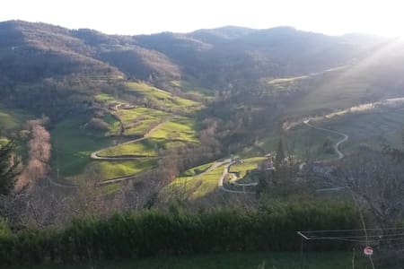 Location Ardèche Verte - Empurany - Haus