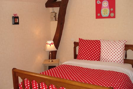 LA FOLKLORE - Croutoy - Bed & Breakfast