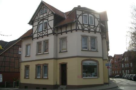 Randlage der historischen Innenstadt von Einbeck - Appartement
