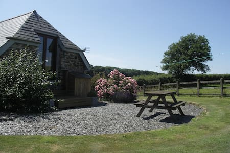 The Mews - romantic cottage for two near the coast - Noss Mayo