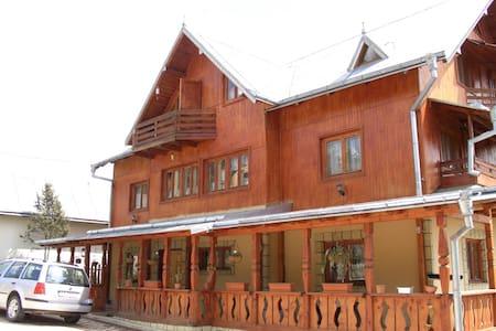 Lucia Bucovina Guesthouse