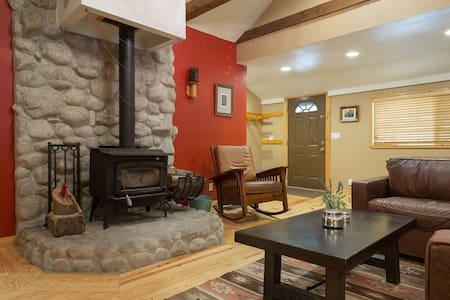 Cozy Cabin, in Little Cottonwood Canyon - Sandy - Casa