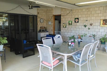 Your home away from home in Hervey Bay - House