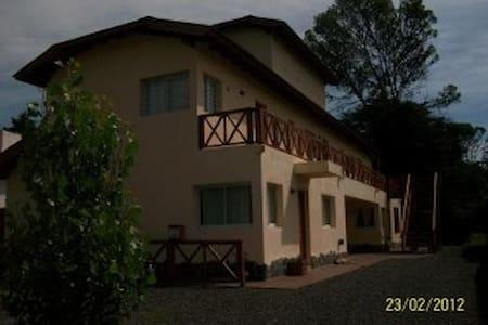 Depto. Villa General Belgrano (Centro) - Appartamento