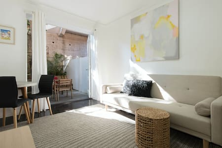 Garden apartment - great for couples. - Appartement