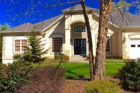Serene & spacious one floor apartment! - Winston-Salem - House