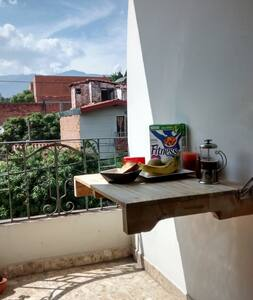 Ideal stay in Medellín-Sect Estadio - Leilighet