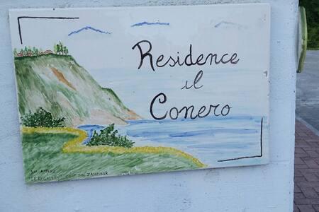 """Residence """"Il Conero"""" - Apartamento"""