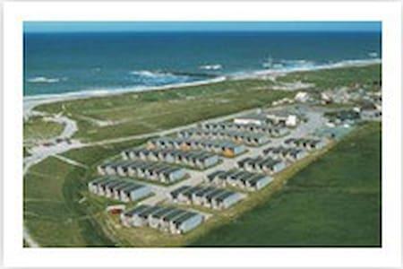 Skøn ferielejlighed nær Vesterhavet - Rumah