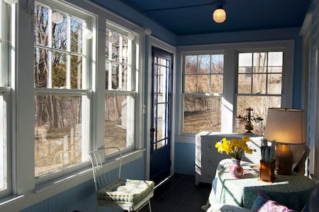 Lovely Peaceful Berkshires Retreat - Housatonic