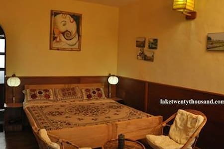 Something Different in Chitwan!    - Chitwan - Bed & Breakfast
