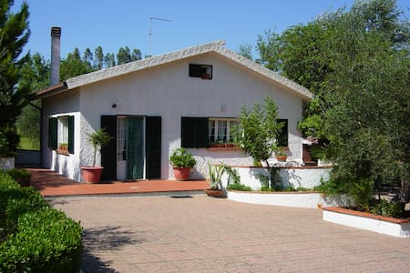 LAST MINUTE BASILICATA    villa  - Pisticci - Vila