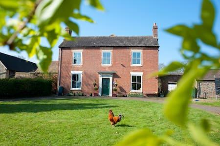 Broome Park Farm B&B, Cleobury Mortimer, Ludlow - Cleobury Mortimer - Pousada