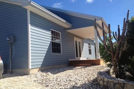 Peaceful new 3 bedroom home - Providenciales - Casa