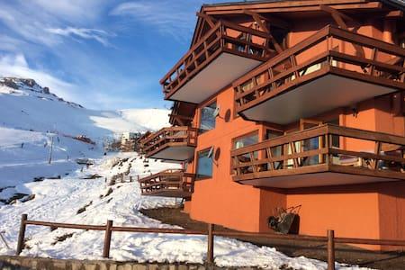 Departamento en Centro Ski La Parva - Társasház