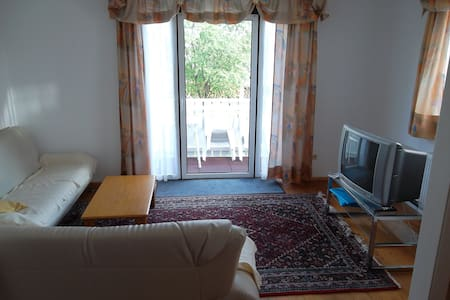 Great 2 room apartment with balcony - Appartamento