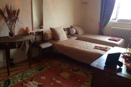 Charming Room2 ideally located,GVA