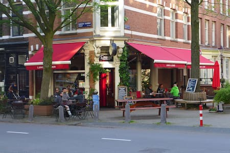 Centre Apartment  quiet safe cosy - Ámsterdam - Apartamento