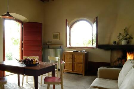Cozy house in organic farm - Huoneisto