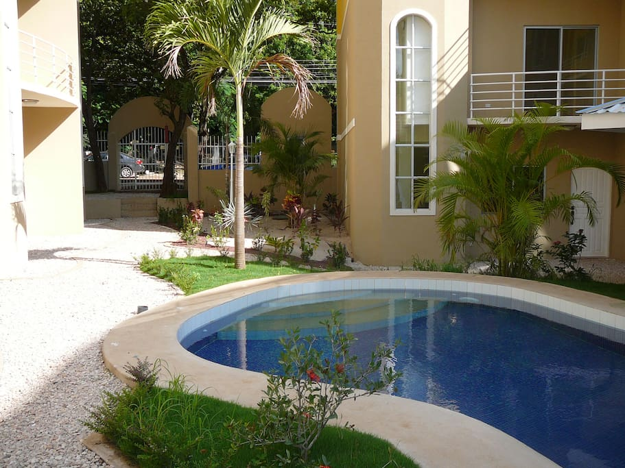 Villa Verde II (Pool)
