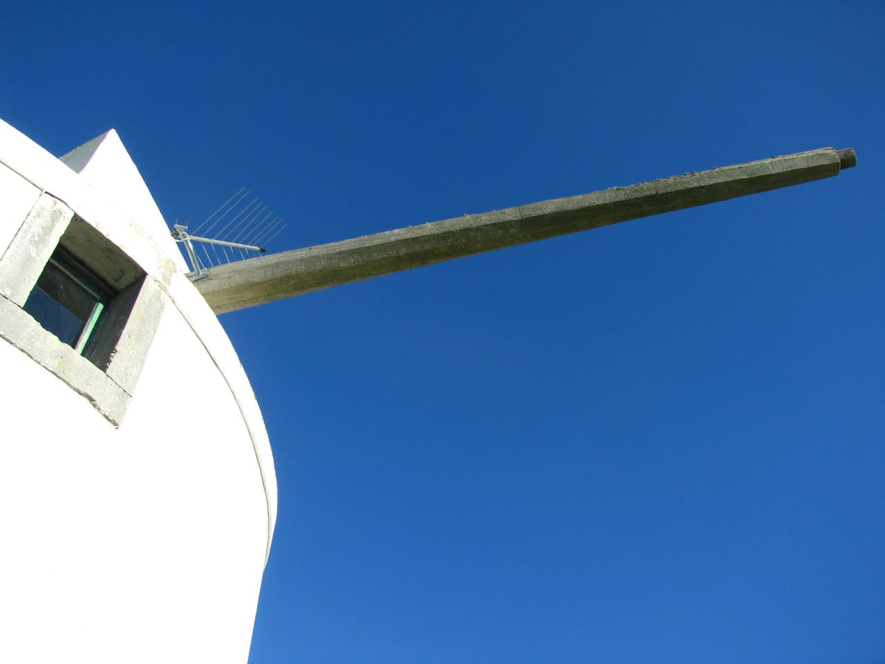 Romantic Windmill in Alentejo Coast