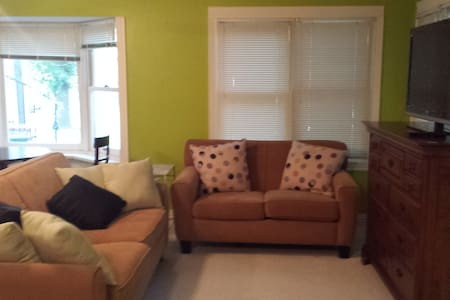 Apt Near downtown in Historic dist. - Fayetteville - Apartment