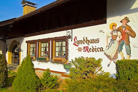 Romantic 1 room apartment Allgäu - Bolsterlang