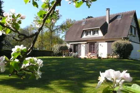 Guest House in Normandy - Louviers