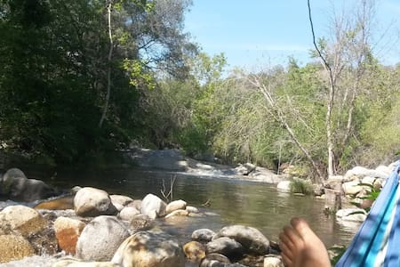 Relax by a river! - Three Rivers - Camper/RV