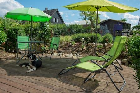 Traumhafte Wohnung Nähe Schlei      - Rieseby