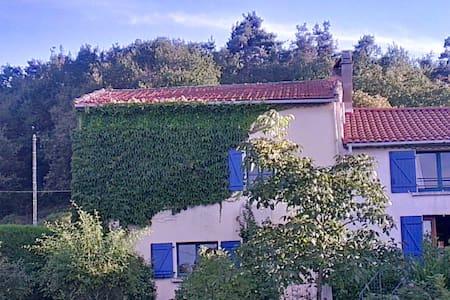 Traditional Auvergne farmhouse   - House