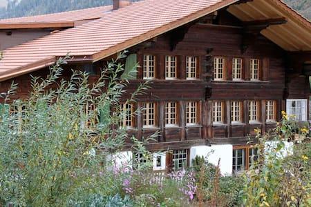Holidayhouse 10 beds, Hof Semiramis - St. Stephan - Dom