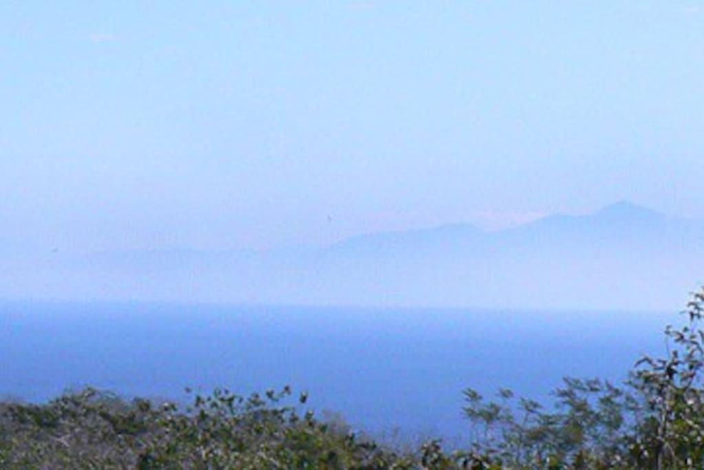 Casa Morfo ocean view