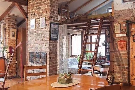 Sunny, Cozy & Charming Loft - Loft