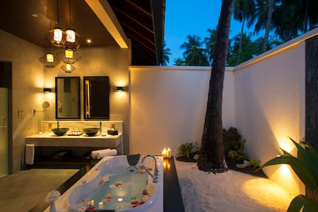 Sunset Beach Villa - Atmosphere - Lhaviyani Atoll Maldives